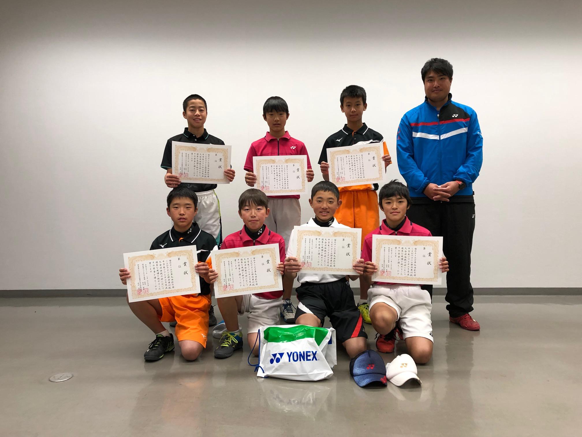 埼玉 県 中体連 ソフトテニス